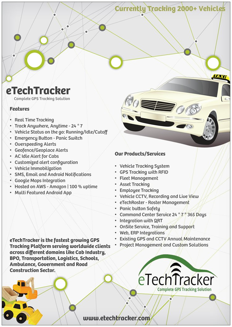 Etechtracker Gps Tracking System School Bus Gps Rfid